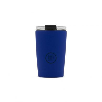 Cool Bottles - Kubek Termiczny 330 ml Triple cool Vivid Blue