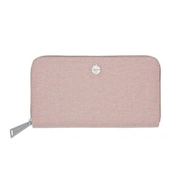 Laessig - Portfel Green Label z Etui na Karty Mix 'n Match Rose