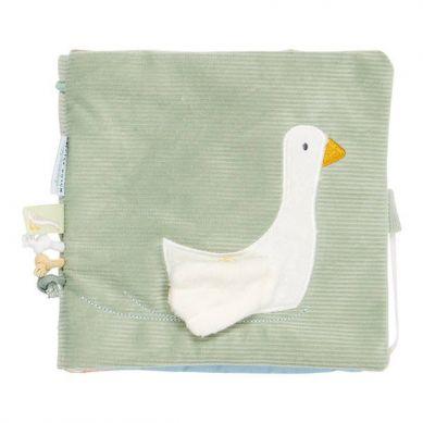 Little Dutch - Książeczka aktywizująca Little Goose 0m+
