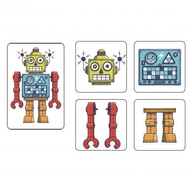 Djeco - Gra Karciana Roboty 5+