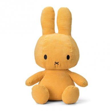 Miffy - Przytulanka Corduroy Yellow 50cm