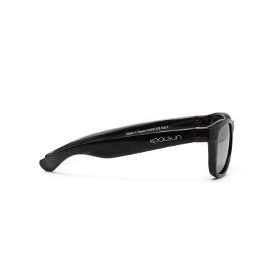 Koolsun - Okularki dla Dzieci Wave Black Onyx 1-5 lat