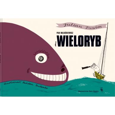 Wydawnictwo Dwie Siostry - Pan Maluśkiewicz i Wieloryb