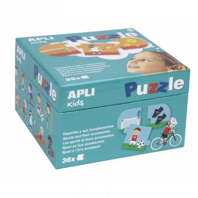 Apli Kids - Puzzle Sporty 3+