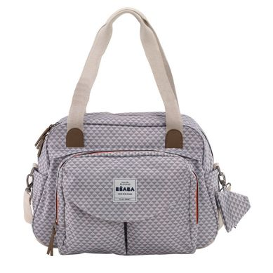 Beaba - Torba dla Mamy Geneva Smart Colors Grey