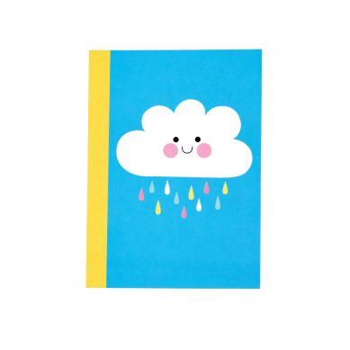 Rex - Notes A5 Happy Cloud