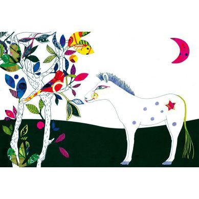 Mon Petit Art Zestaw Kreatywny Kolaże Magiczne Zwierzęta