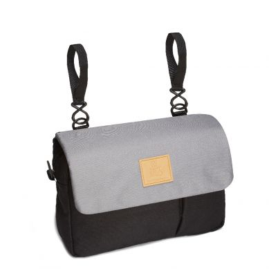 My Bag's - Organizer do Wózka Eco Black/Grey