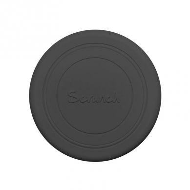 Scrunch - Zwijany Silikonowy Latający Talerz Ciemny Szary