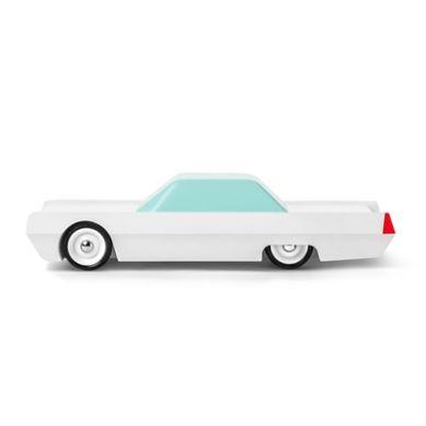 Candylab - Samochód Drewniany White Beast