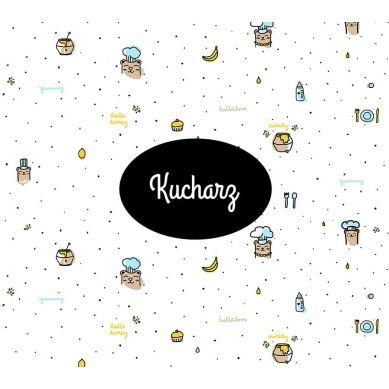 Lullalove - Poduszeczka dla Niemowląt Kucharz
