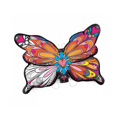 Ooly - Kolorowanka 3D Motyle Skrzydła