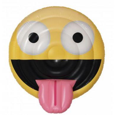 NPW ROW - Materac do Pływania Emoji Face