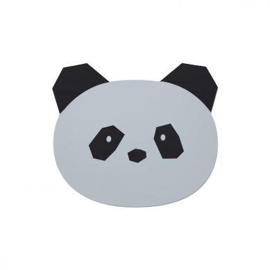 Liewood - Podkładka Panda Dumbo Grey