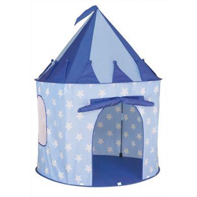 Kids Concept - Namiot Niebieski w Gwiazdki
