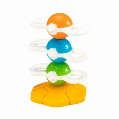 Fat Brain Toys - Pszczółki Wieża Magnetyczna Dizzy Bees