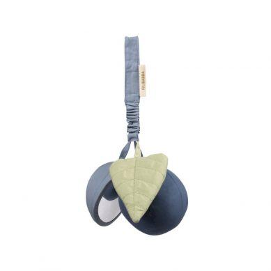 Filibabba - Lusterko Sensoryczne Berry Powder Blue 0m+