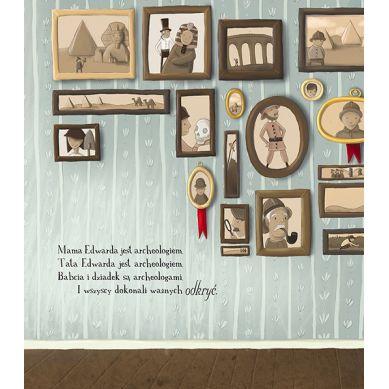 Wydawnictwo Adamada - Edward i Jego Wielkie Odkrycie