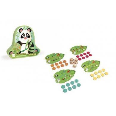Scratch - Gra Planszowa Lotto/Bingo Dżungla 4+