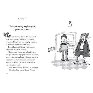 Wydawnictwo Zakamarki Tajemnica Diamentów