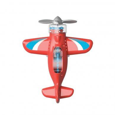 Fat Brain Toys - Sprytny Samolot Czerwony Playviators