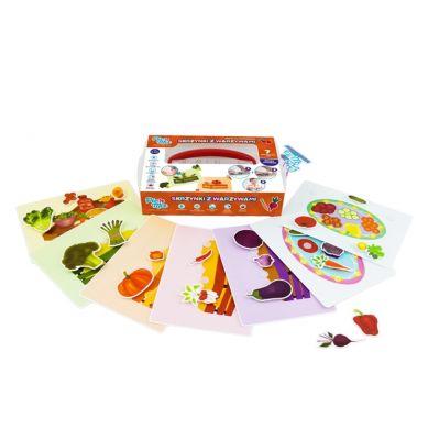 PicnMix - Gra Edukacyjna Skrzynki z Warzywami
