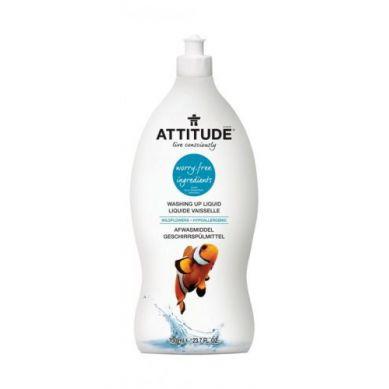 Attitude - Płyn do Mycia Naczyń Kwiaty Polne Wildflowers 700 ml