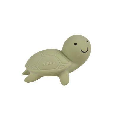 Tikiri - Zabawka Gryzak Żółw Ocean w Pudełku 0m+