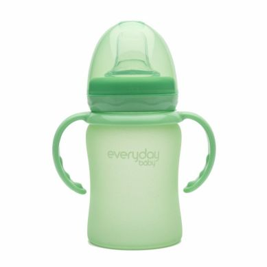 Everyday Baby - Uchwyt do Butelki MilkHero Zielony 2szt