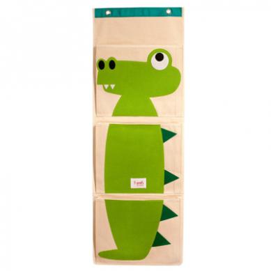 Organizer na Ścianę Krokodyl 3 Sprouts