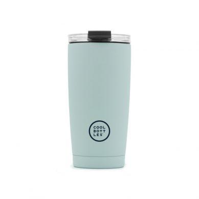 Cool Bottles - Kubek Termiczny 550  ml Triple cool Pastel Sky