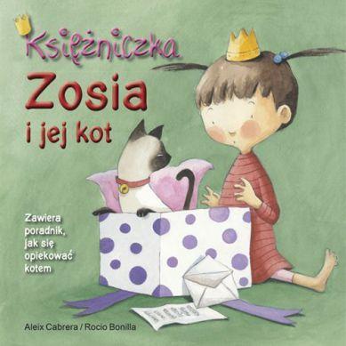 Wydawnictwo Adamada - Księżniczka Zosia i Jej Kot
