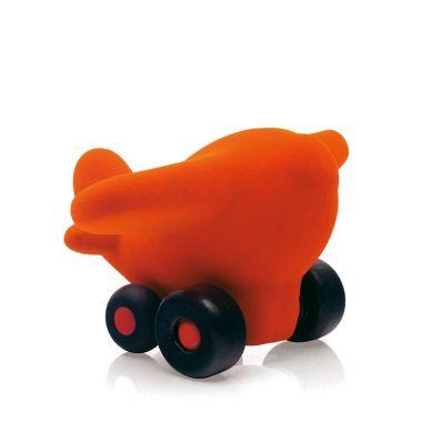 Rubbabu -  Samolot Sensoryczny Pomarańczowy