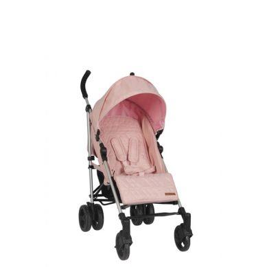 Little Dutch - Wózek Spacerówka Melanżowy Różowy