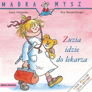 Wydawnictwo Media Rodzina -  Zuzia Idzie do Lekarza