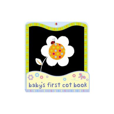 Wydawnictwo Usborne Publishing - Baby's First Cot Book
