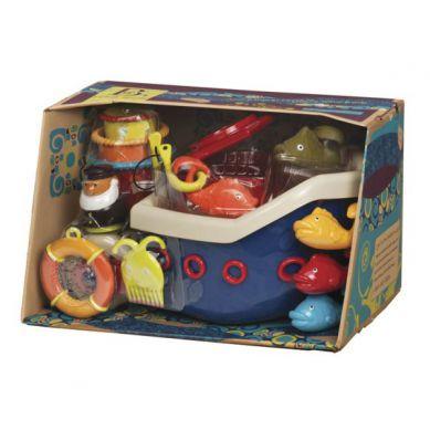 B.Toys - Zestaw do Kapieli Statek