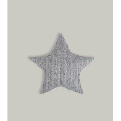 Muzpony - Dzianinowa poduszka w kształcie gwiazdy Malmo