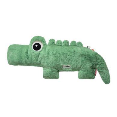 Done By Deer - Duża Przytulanka Krokodyl Green