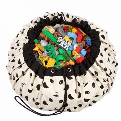 Play & Go - Worek na Klocki Panda