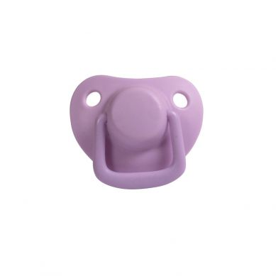Filibabba - Smoczek 0m+ Light Lavender 2szt.