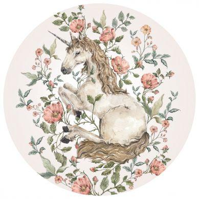 Dekornik - Naklejka Unicorn In A Circle M
