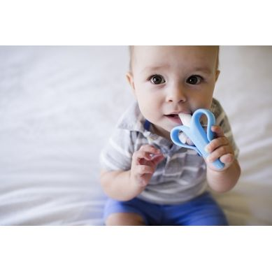 Baby Banana - Szczoteczka Treningowa Blue