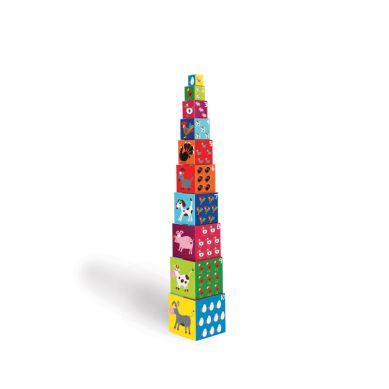 Scratch - Piramida Edukacyjna Na Farmie
