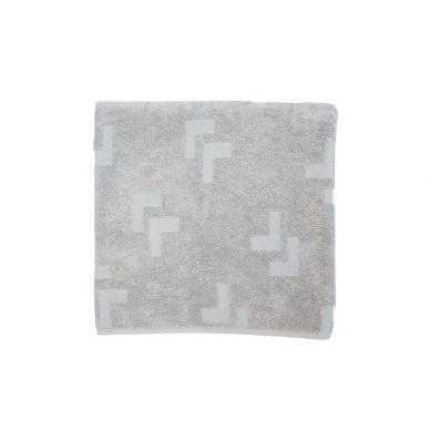 Lullalove - Ręcznik 70x140cm Szary