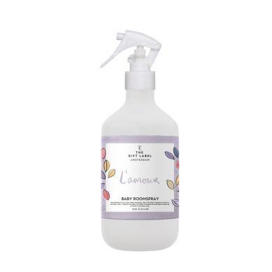 The Gift Label - Wegański Spray Odświeżający do Pomieszczeń L'amour 250 ml