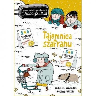 Wydawnictwo Zakamarki Tajemnica Szafranu