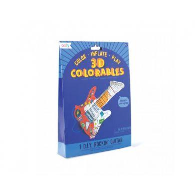 Ooly - Kolorowanka 3D Gitara