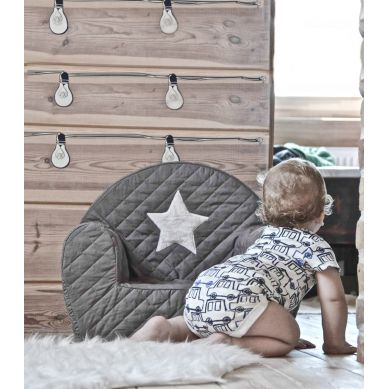 Muzpony - Wygodny Fotelik dla Dziecka Gwiazdka