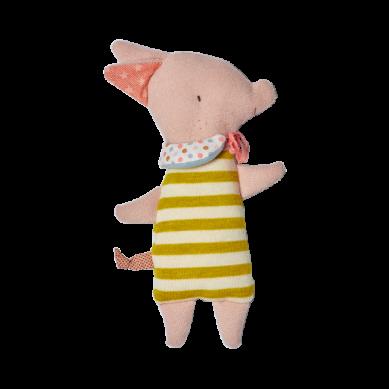 Maileg - Przytulanka Sleepy-Wakey Piggy